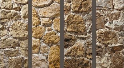 Pareti Esterne Rivestite In Pietra : Muri e rivestimenti in pietra ricostruita ecologica geopietra