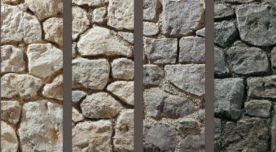 Geopietra muri e rivestimenti in pietra ricostruita for Bricoman rivestimenti pietra